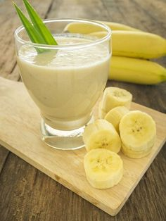 A Terrific Banana Drink That Will Burn Stomach Fat Immediately | Healthy Food Style