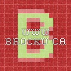 www.brocku.ca
