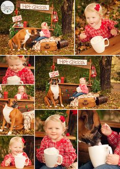 Hot Cocoa Mini Sessions {Knoxville Children Photography} » Memories Portraits