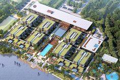 Dusit Thani Hot Springs Spa Resort | SALA Design Group