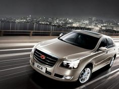 #Geely_emgrand