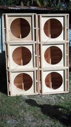 Speaker Plans, Speaker Box Design, Subwoofer Box, Plan Design, Car Stuff, Bbc, Pasta, How To Plan, Sound Design