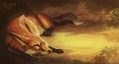 FOX by Vilzard.deviantart.com on @DeviantArt