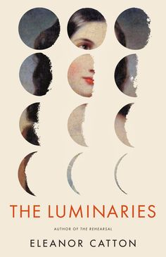 The Luminaries - From 50 Book Covers for 2013