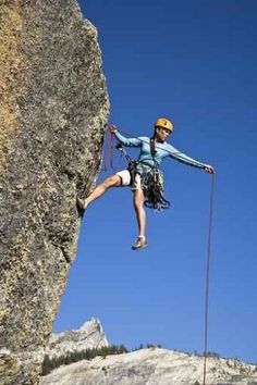 Here's How To... Rappel.    http://www.farmersmarketonline.com/howto14.htm