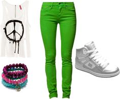 """""""djmini"""" by raenelle-roxy-simmons ❤ liked on Polyvore"""