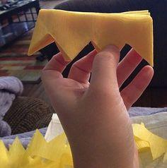DIY Pineapple Pinata Movie Basket Gift, Movie Gift, Pineapple Pinata, Harry Potter Christmas Tree, Crepe Streamers, Hawaiian Theme, Writing Challenge, First Blog Post, Fall Gifts