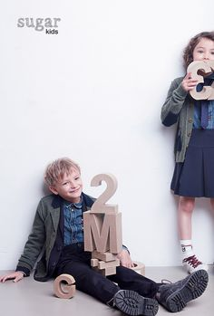 Neo from Sugar Kids for Marie Claire Enfants by Achim Lippoth. 6a71d2726d537