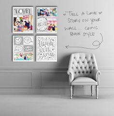 fun idea for wedding photos #cute #geek #diy