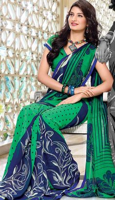 Usa People, Only Online, Ethnic Dress, Printed Sarees, Indian Ethnic, Dresses Online, Product Launch, Sari, Type