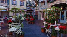 Disneyland Resort, Disneyland, Main Street U.S.A., Flower Market