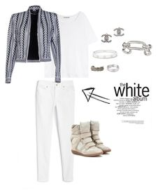"""Untitled #17"" by filippajensen ❤ liked on Polyvore featuring MANGO, Acne Studios, Balmain, Isabel Marant, Cartier, Toast, Yves Saint Laurent, Chanel and Balenciaga"