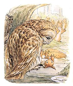 The Tale Of Squirrel Nutkin (Beatrix Potter)