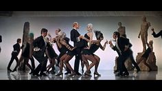 Sweet Charity (1969) Dance Scenes - The Aloof, The Heavyweight, The Big Finish. Music/Lyrics by Cy Coleman and Dorothy Fields. Choreography by Bob Fosse.