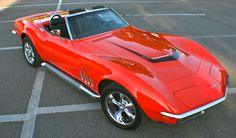 1969 Corvette Roadster..Re-pin Brought to you by agents at #HouseofInsurance in #EugeneOregon for #CarInsurance