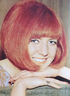 Cilla Black.