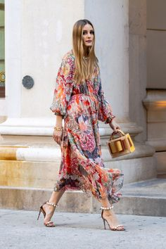 Mode Chic, Mode Style, Look Olivia Palermo, Olivia Palermo Street Style, Olivia Palermo Outfit, Modest Fashion, Fashion Outfits, Spring Outfits Women Casual, Street Chic