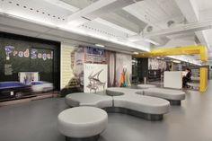 SANDOW headquarters by Gensler, New York City »  Retail Design Blog