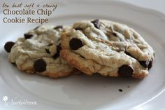 The Perfect Bakery-worthy Soft Chocolate Chip Cookie Recipe | Neverland Nook