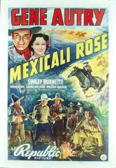 Shirley Gene Autry | Histórias de Cinema » GENE AUTRY