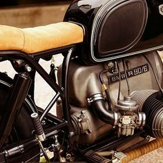 BMW 900 Cafe Brat   Tracker   CRD
