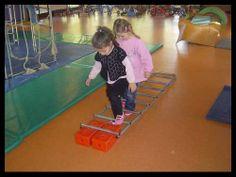 Ecole maternelle Ferdinand Buisson Wattrelos - La gymnastique