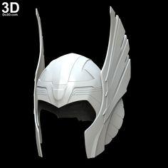 3D Printable Model: Scout Trooper Biker Scouts helmet Star Wars| Print File Formats: STL – Do3D.com Batman Injustice, Thor 2011, Prop Maker, 3d Printing Industry, Star Wars Prints, 3d Printable Models, File Format, Mandalorian, Helmet