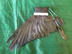 Crow Smudge Wing
