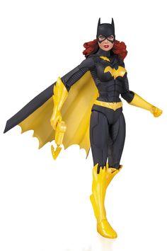 Batgirl Action-Figur