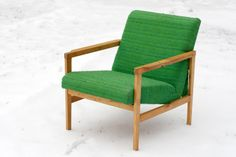 UKKONOOA: Armchairs crafted by my father in the early 70s