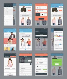 <p>Download eCommerce Mobile App Screens Free PSD files. eCommerce App with the new Material Design. you can free download this iphone app ecommerce concept and enjoy this freebies. This is Free eCommerce Concept 12 App Screen. Use this for your upcoming personal and commercial projects. Hope you like it. Enjoy!</p>