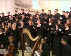 """John Rutter: Requiem 2/7 - Out of the deep  """"...There must needs be opposition in all things...""""  You gotta slog through the rough parts to feel the warm light in its glory. :)"""
