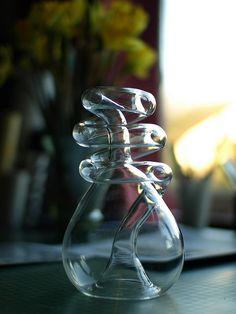 Spiral Klein Bottle by alexhealing, via Flickr