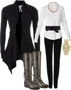 """Look of the day 2/6/13"" by larsandlogan on Polyvore"