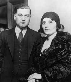 """Bugs Moran, nicknamed for being """"crazy as a bedbug,"""" was Al Capone's Chicago rival"""