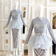 18 Trendy Ideas For Diy Wedding Dress Patterns Inspiration Kebaya Muslim, Kebaya Modern Hijab, Kebaya Hijab, Muslim Dress, Kebaya Wedding, Diy Wedding Dress, Wedding Dress Patterns, Wedding Ideas, Wedding Decorations