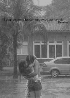If you're gonna be somebody's heartbreak... Summer Romance Pic