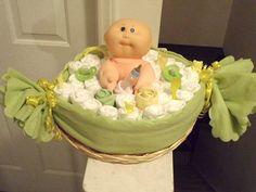 10 Creative Diaper Cakes