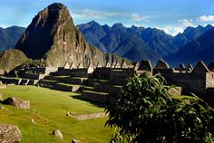 Machu Picchu, Peru- rumour is you won't be able to hike it in the near future. Better go fast!