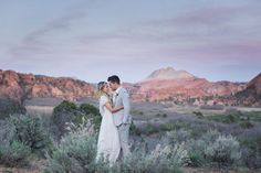 Wedding photography Desert Zion Inspiration