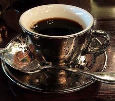 Coffee at Belgian Beer Café Leuven, Shinagawa, Tokyo