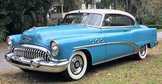 1953 Buick Special 2-Door Riviera