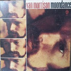 Van Morrison, Moondance, Vintage Record Album, Vinyl LP, Classic Rock and Roll Music, Irish Singer Songwriter, Knighted Performer by VintageCoolRecords on Etsy