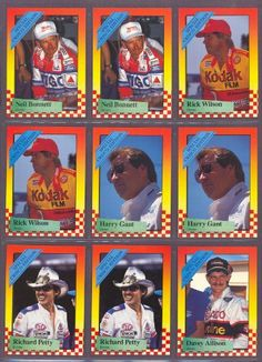 1989 Maxx Crisco Racing #15 Rick Wilson (Mint) by Maxx. $2.75. 1989 Maxx Crisco Racing #15 Rick Wilson (Mint). If multiple items appear in the image, the item you are purchasing is the one described in the title.