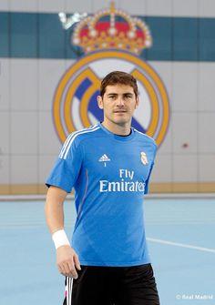 Iker Casillas #realmadrid #footballislife