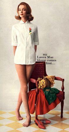 Laura Mae ad, 1959