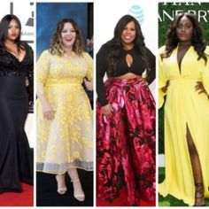 Best Dressed Plus Size Celebrities Of 2016 | Stylish Curves