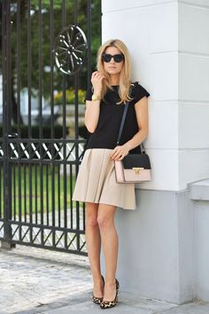 work outfit, I Love this blog