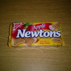 Apple Newtons: | 35 Foods From Your Childhood That Are Extinct Now