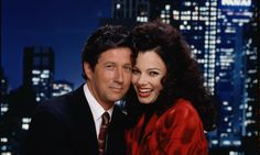"Fran Drescher Hosted A Very Necessary 'Nanny' Reunion With Mr. Sheffield - http://www.jfashion.co.uk/jfashion/blog/fran-drescher-hosted-a-very-necessary-nanny-reunion-with-mr-sheffield/ CBS Photo Archive by way of Getty Images Fran Drescher and Charles Shaughnessy as Fran Fine Sheffield and Maxwell Sheffield in 'The Nanny'. (Photo by CBS by way of Getty Images) ""Mr. Shefffffield!"" That's how Fran Drescher of the beloved sitcom ""The Nanny"" should greet her co-sta"